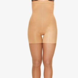 Spanx High-Waisted Shaping Sheers M